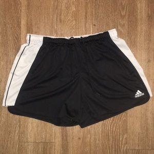 Girl adidas shorts 15$